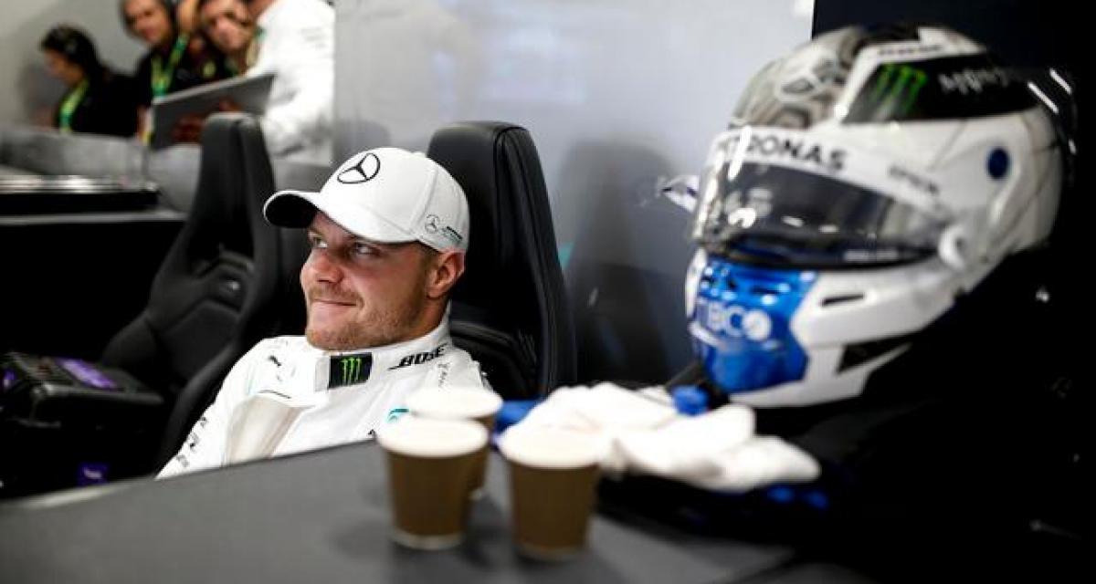 """Valtteri Bottas : """"Il est évident que si j'ai le choix en 2021, je continuerai chez Mercedes"""""""