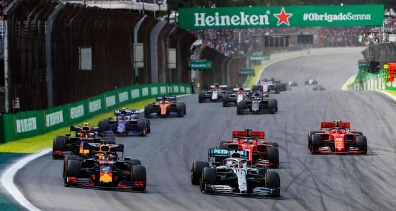 F1 : sécurité et environnement, les deux gros défis des années 2020