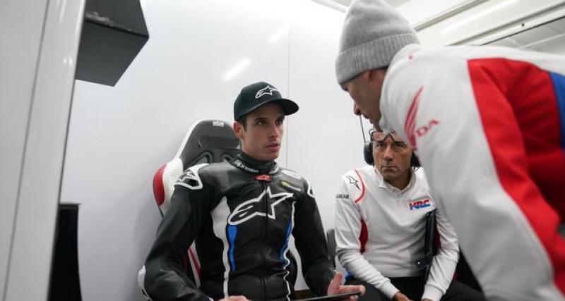 Moto GP : Alex Marquez veut devenir le rookie de la saison 2020