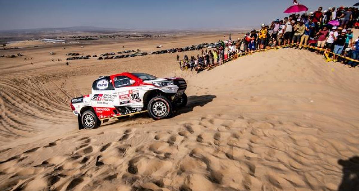 """André Villas-Boas : """"Je vais refaire le Dakar dans les cinq années à venir"""""""