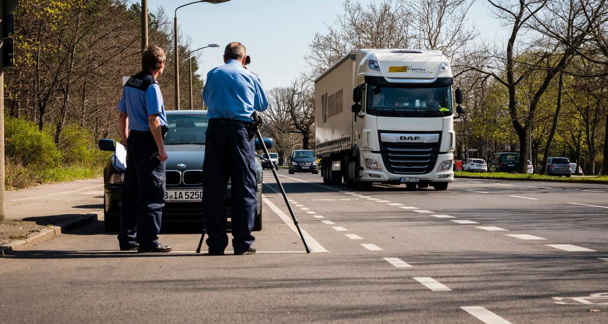 La gendarmerie dévoile aux chauffards la formule pour leur éviter les contrôles !