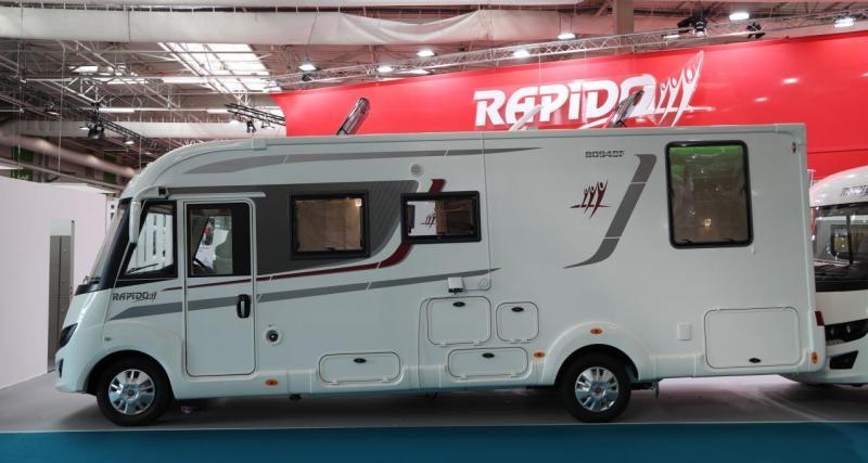 Camping-car : retour en trois points sur l'intégral Rapido 8094 dF