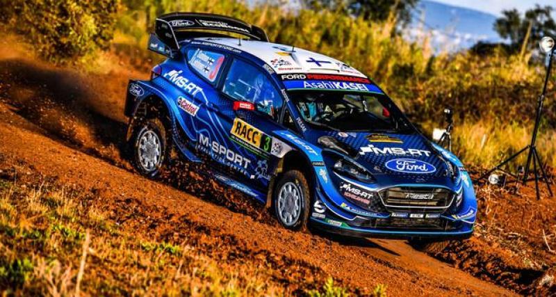 WRC : Lappi rejoint M-Sport Ford