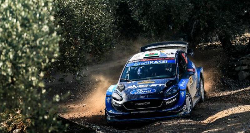 La déclaration d'Esapekka Lappi (site officiel de la WRC)