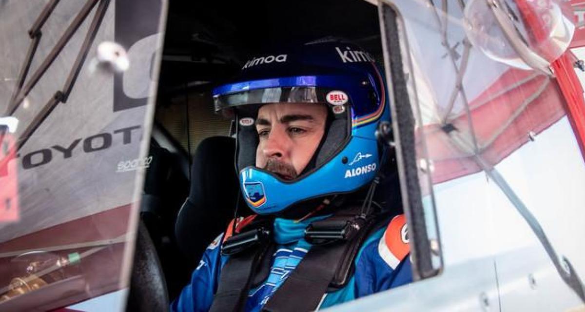 Dakar 2020 : Fernando Alonso pressé de commencer