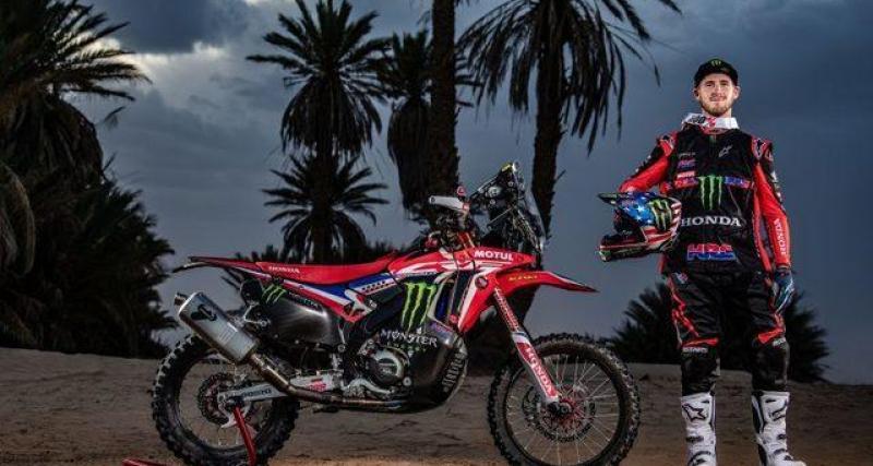 Dakar 2020 : Ricky Brabec veut barrer la route à KTM
