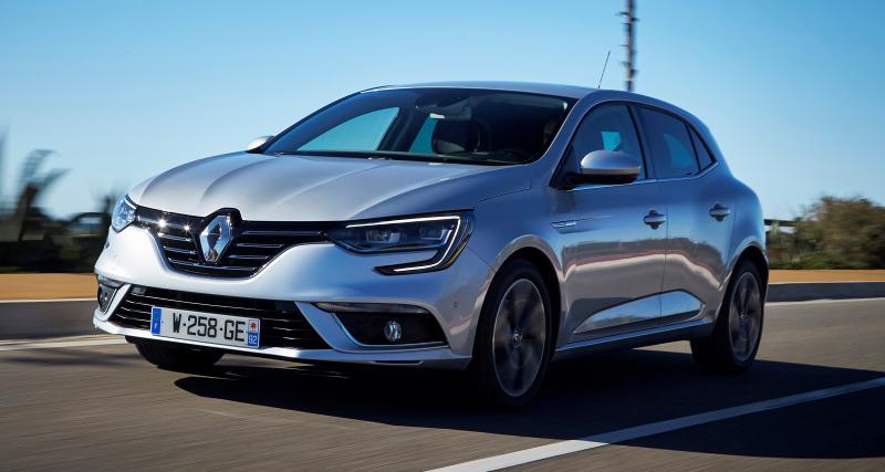 Renault Mégane restylée (Sortie à l'automne 2020)