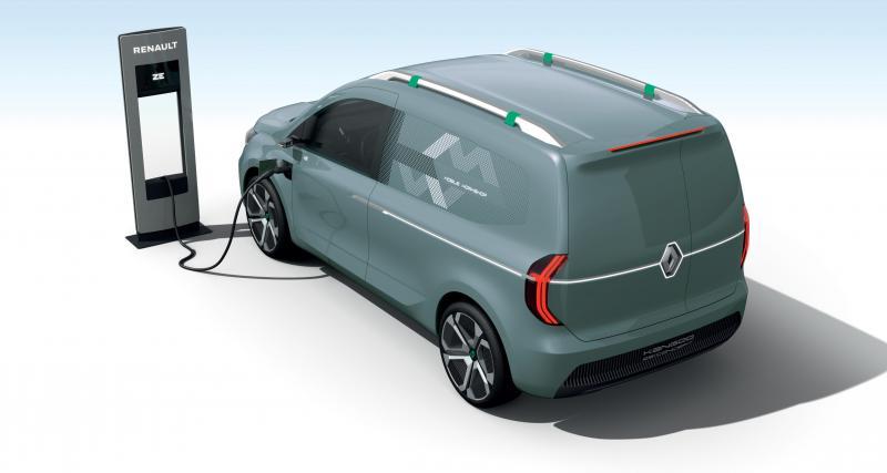 Renault Kangoo 3 (Sortie fin 2020)