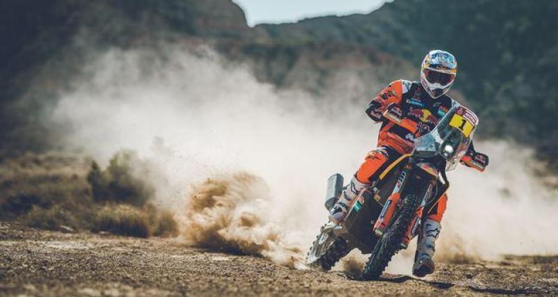 Dakar 2020 - Moto : Price gagne la première étape