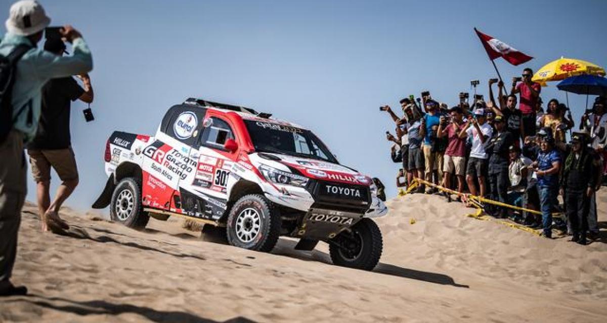 Dakar 2020 : des débuts encourageants pour Alonso