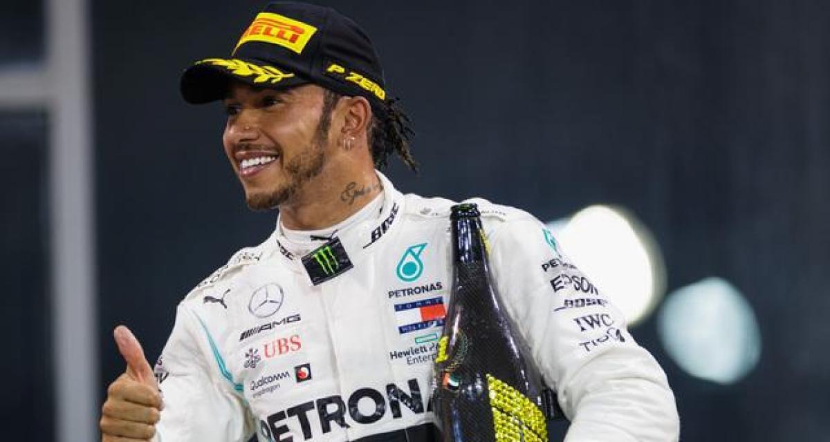 """Hamilton : """"beaucoup de choses à améliorer sur la Mercedes"""""""