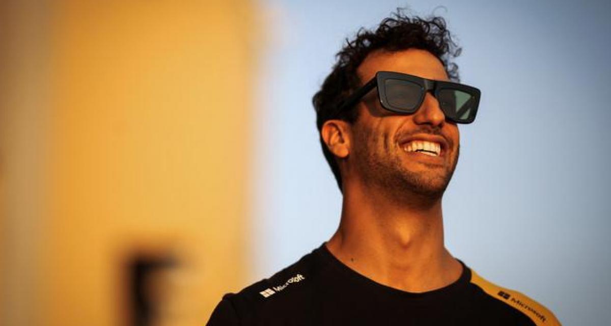 """Renault F1 - Ricciardo : """"Je veux construire un rapport plus étroit avec mon équipe"""""""