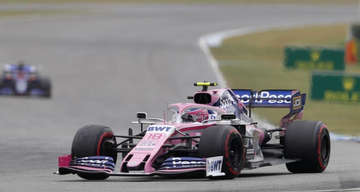 Racing Point : Sergio Pérez pourrait arrêter en 2022