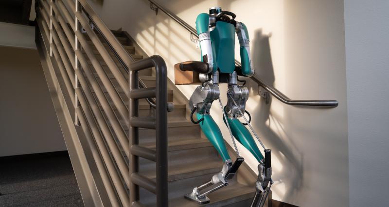 Robot-livreur, Mustang Mach-E, système SYNC… : Ford fait son show au CES 2020