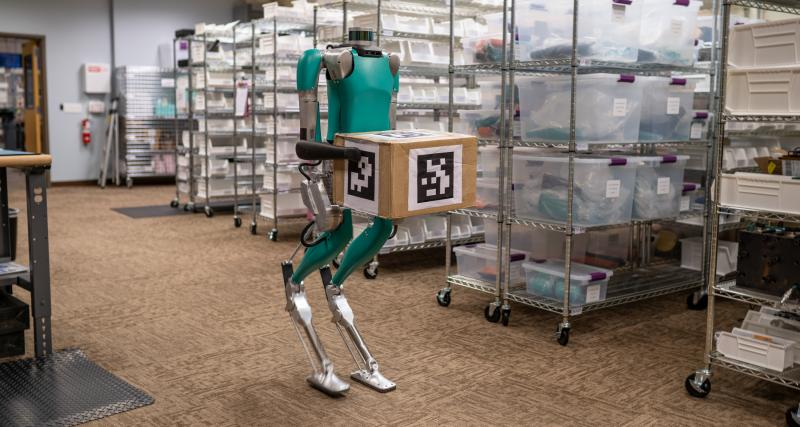 Agility Robotics et Ford