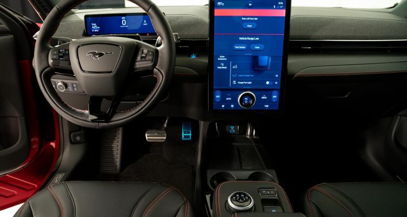 Les autres innovations Ford au CES