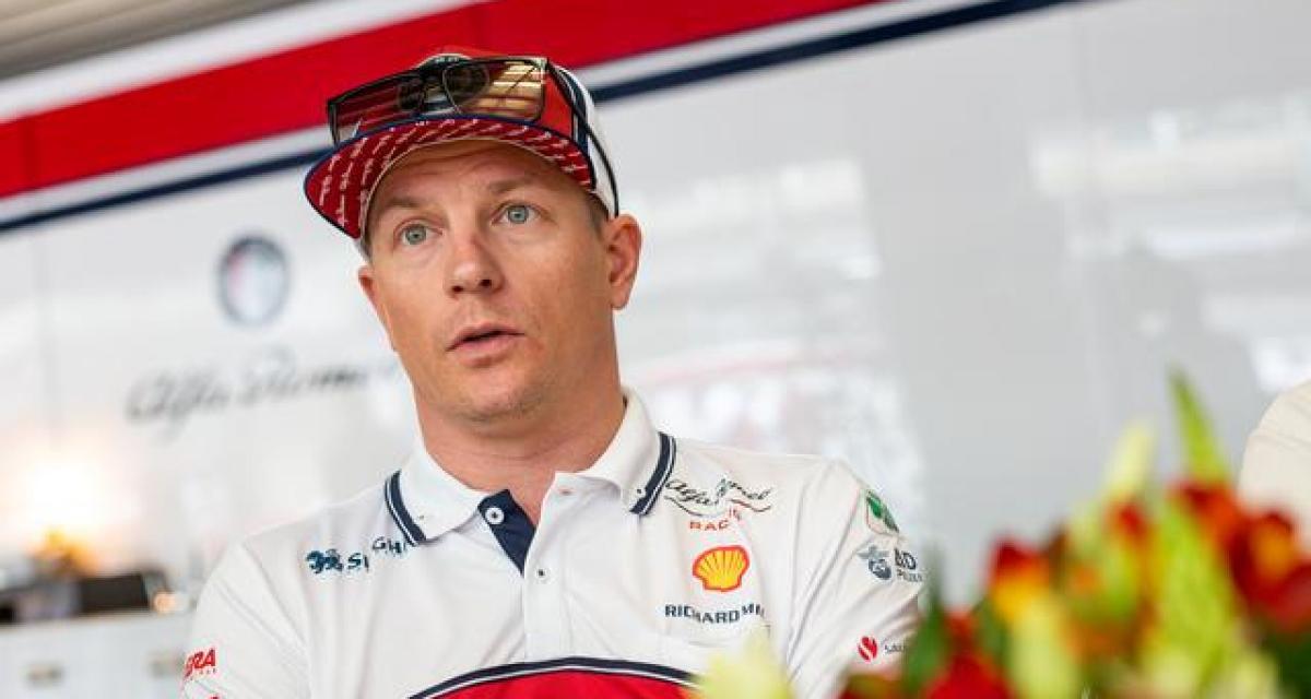 WRC : Raikkonen bientôt de retour ?