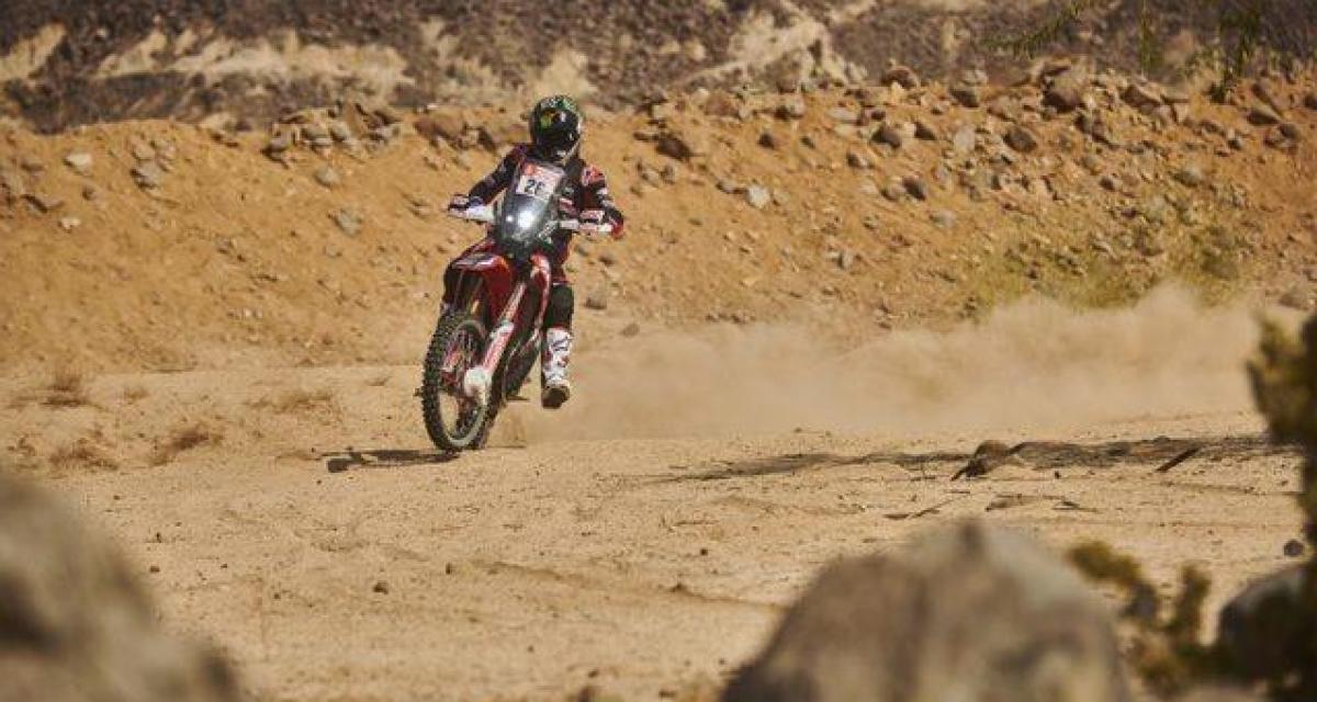 Dakar 2020 - Moto : Brabec empoche la 3ème étape et devient leader du général
