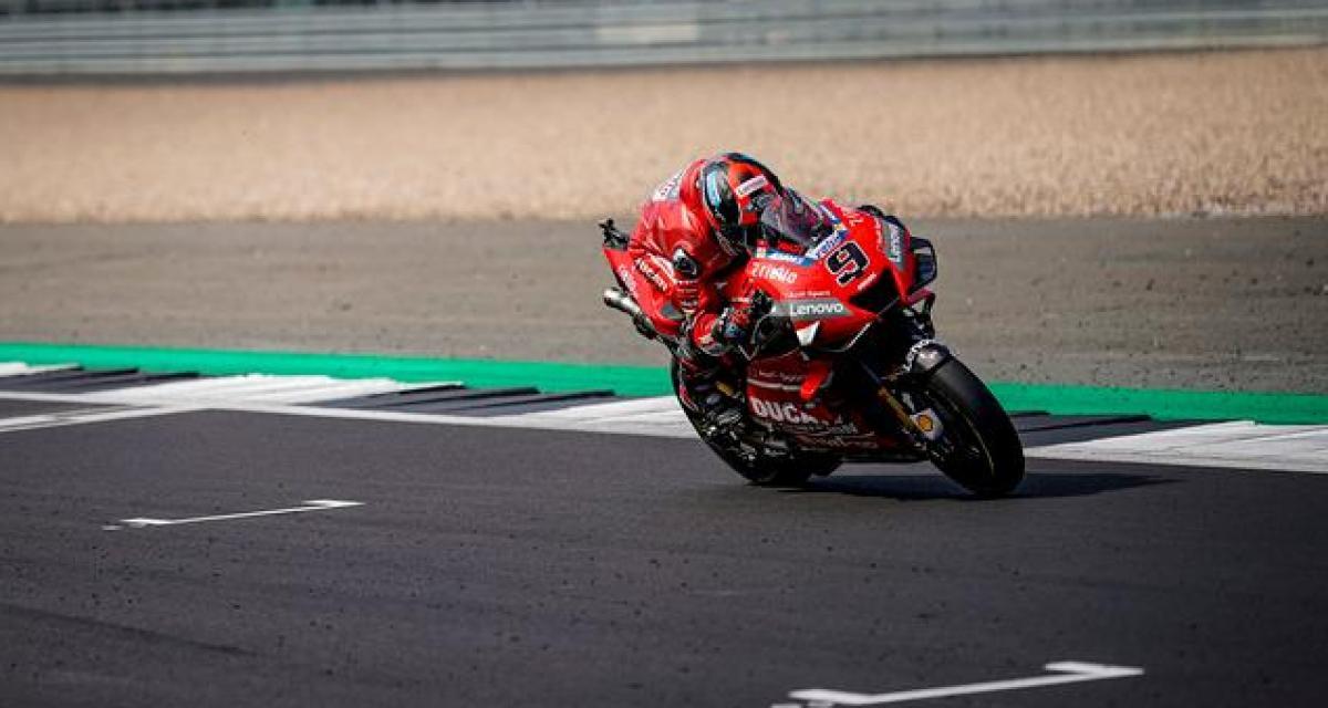 Moto GP : Petrucci, déçu de sa fin de saison 2019