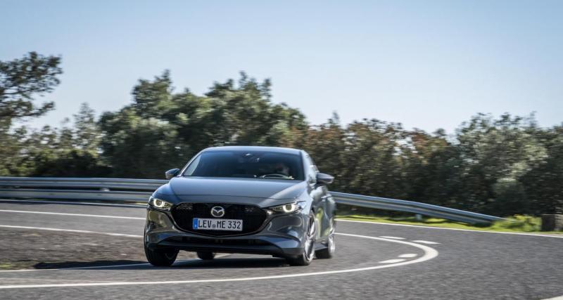 Mazda France : sa meilleure année depuis 10 ans