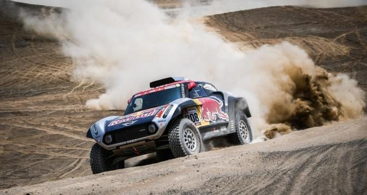 Dakar 2020 - Auto : Sainz rafle l'étape et prend les commandes