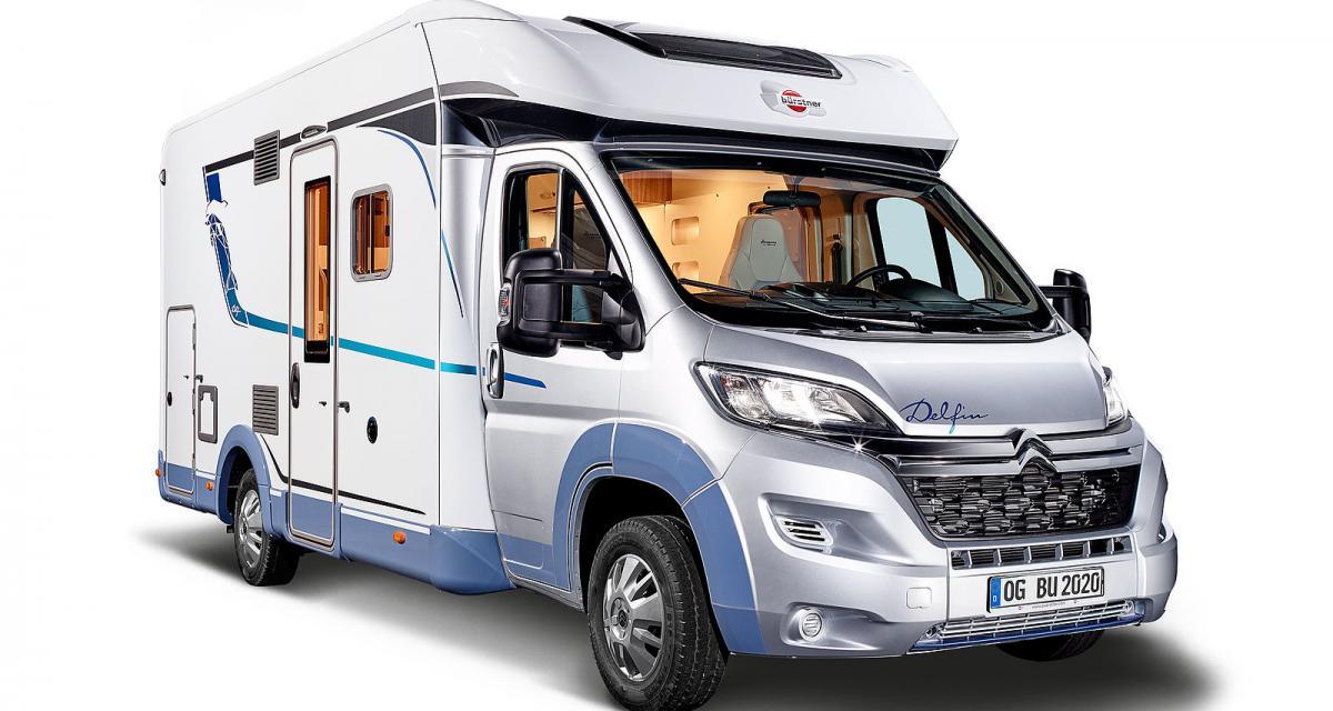 Camping-car Bürstner : le retour d'une star