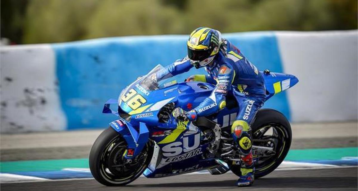 "Moto GP - Joan Mir : ""Quartararo n'est pas plus fort que moi"""