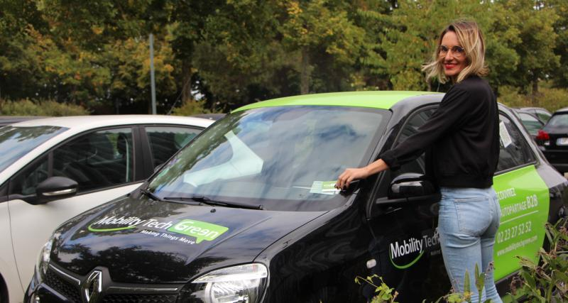 CES 2020 : Mobility Tech Green lance l'offre freemium de sa solution d'autopartage