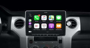 Au CES 2020, Alpine présentait un nouvel autoradio CarPlay avec écran de 11 pouces