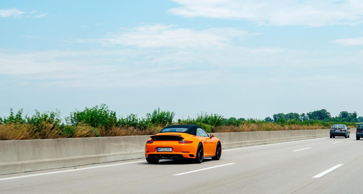Un conducteur belge flashé à 141 km/h sur une route limitée à 80