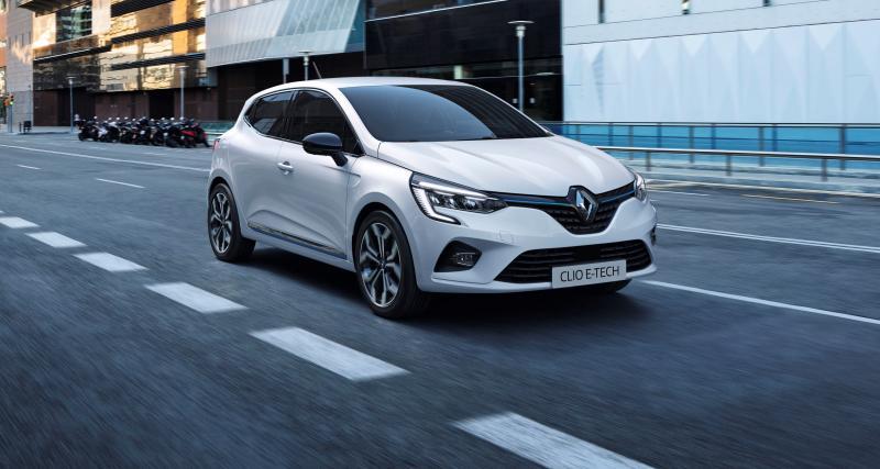 Renault Clio E-Tech : la citadine hybride est là !