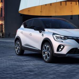 Renault Captur E-Tech : une version hybride rechargeable pour le best-seller