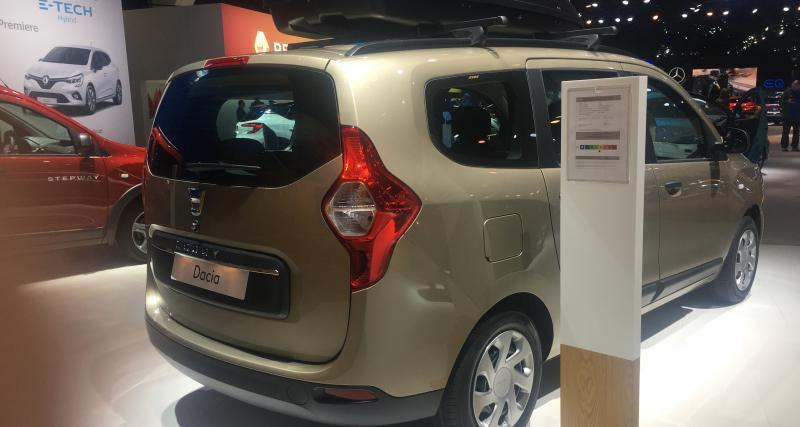 Un pick-up et la Dacia Sandero 3 pour bientôt