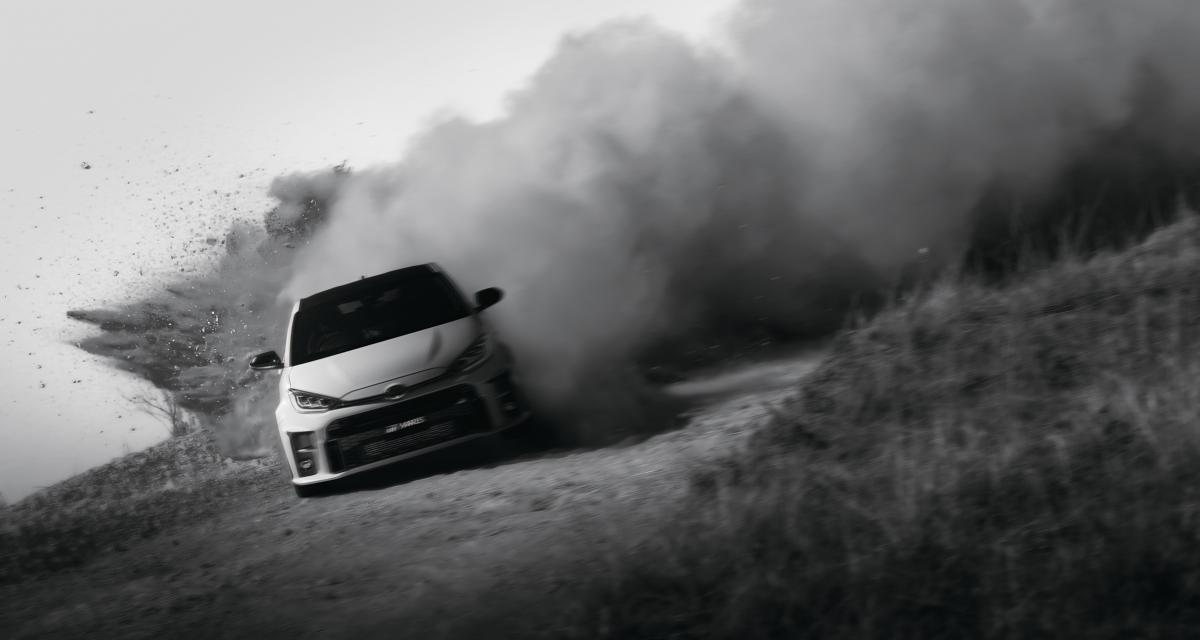 Nouvelle Toyota Yaris GR : 4 roues motrices et 272 chevaux sous le capot !