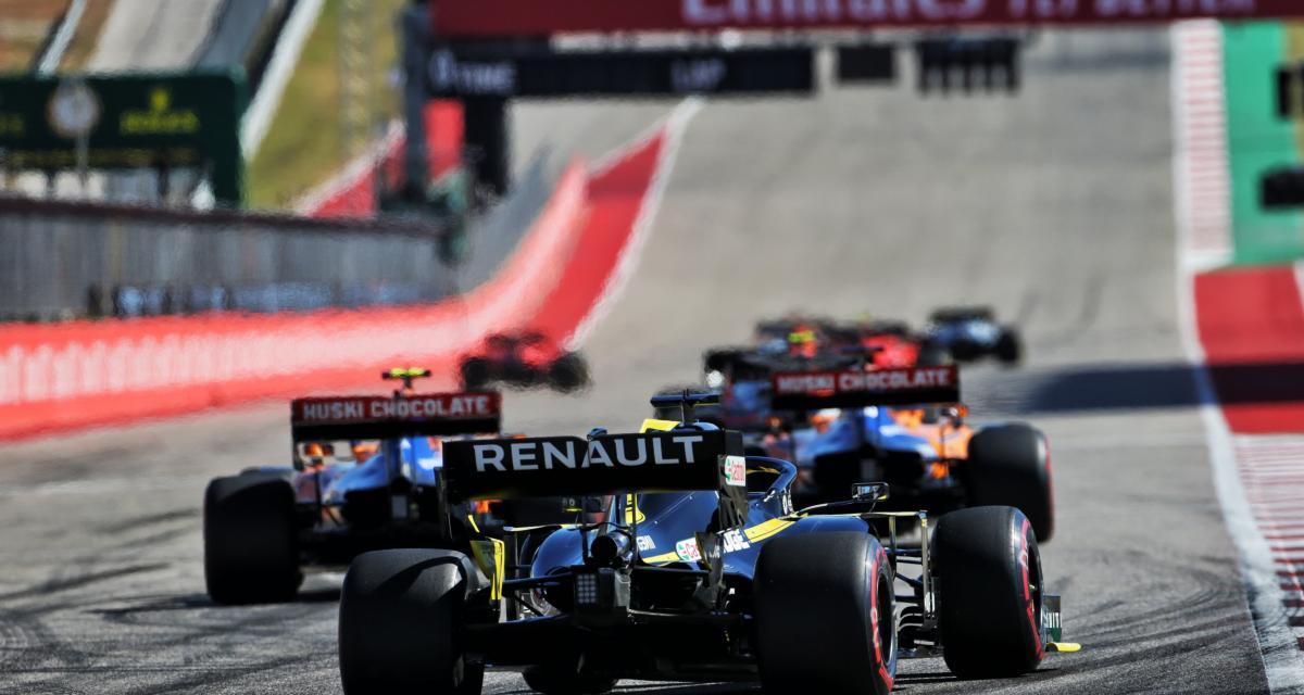 F1 - Renault : Abiteboul fait son autocritique sur la saison 2019