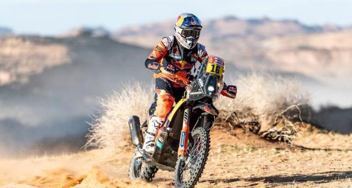 Dakar 2020 - Moto : Brabec gagne encore et consolide sa place de leader