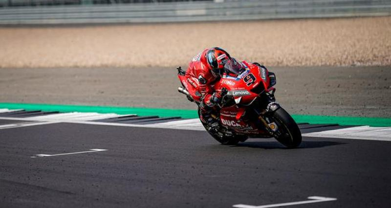 Ducati veut dompter Honda et Marquez