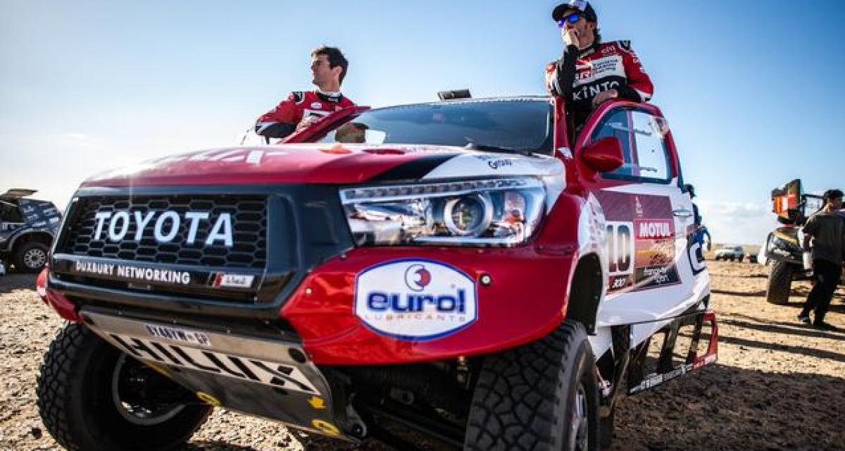 Dakar 2020 - Auto : Peterhansel gagne la 6ème étape, Sainz toujours leader du général