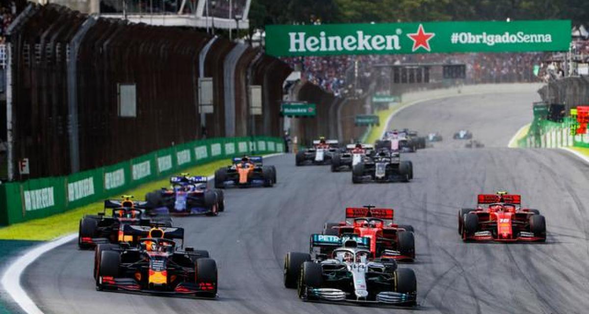F1 : les 5 records qui peuvent tomber en 2020