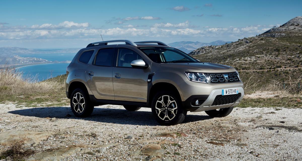 Dacia Duster ECO-G : la nouvelle version GPL en 5 points