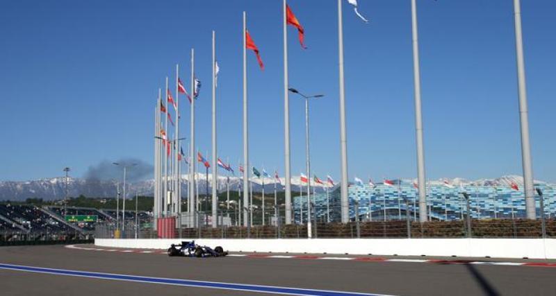 Les horaires des Grands Prix (heure locale) :
