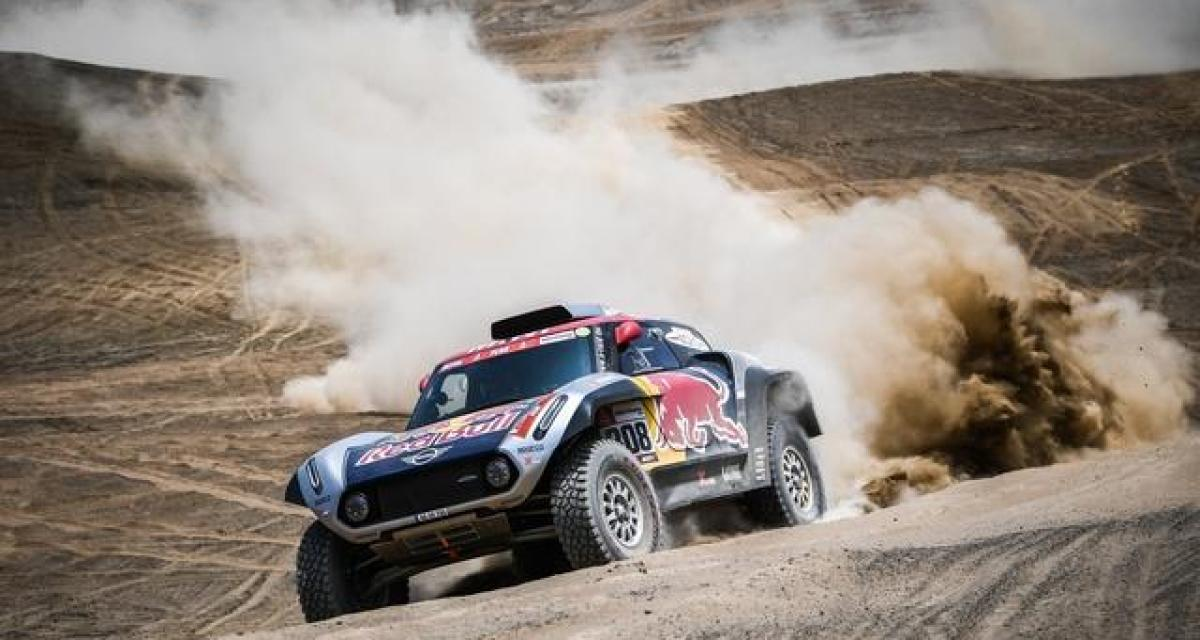 Dakar 2020 : Sainz se méfie d'Al Attiyah et de Peterhansel