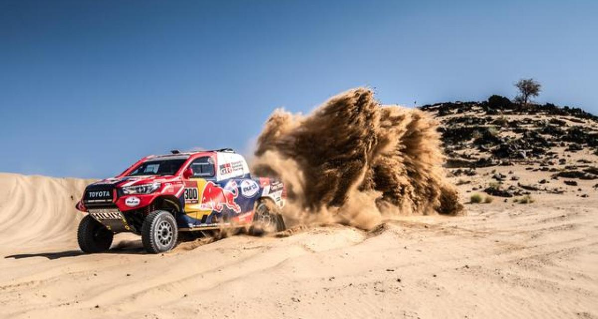 Dakar 2020 : Peterhansel croit encore en ses chances