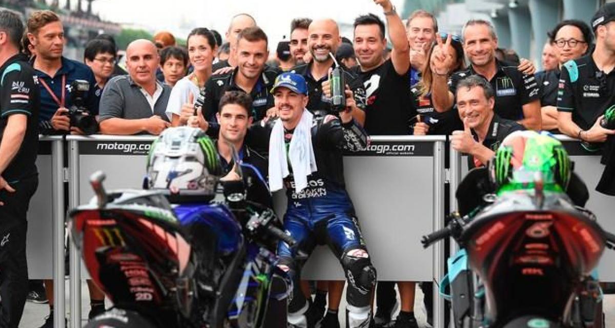 Moto GP : Viñales veut battre Marquez en 2020