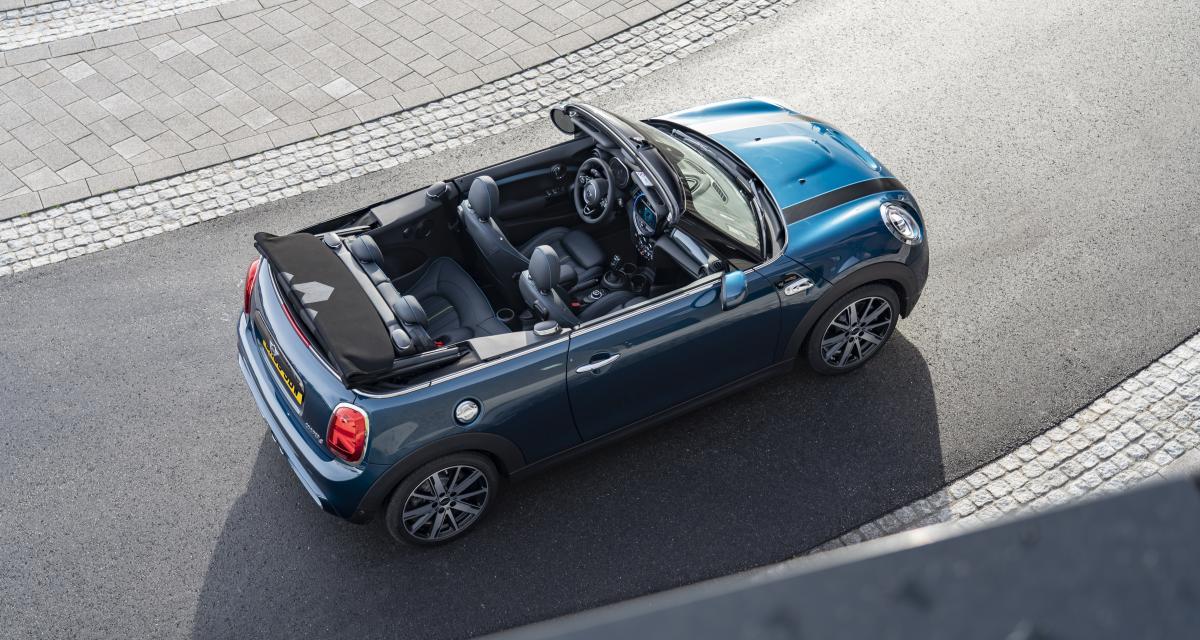 Mini Cabrio Sidewalk : la série spéciale découvrable en 3 points