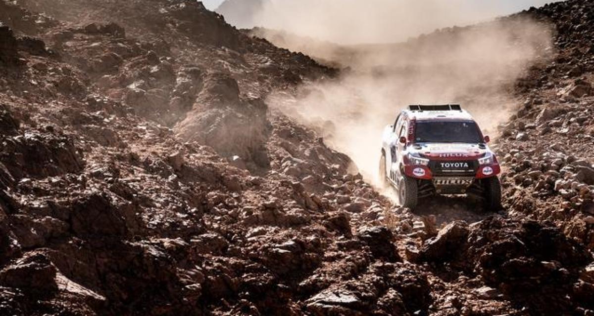 Dakar 2020 - Auto : Sainz continue sa balade de santé