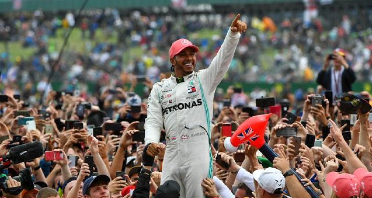 F1 : Coulthard déconseille à Hamilton de rejoindre Ferrari