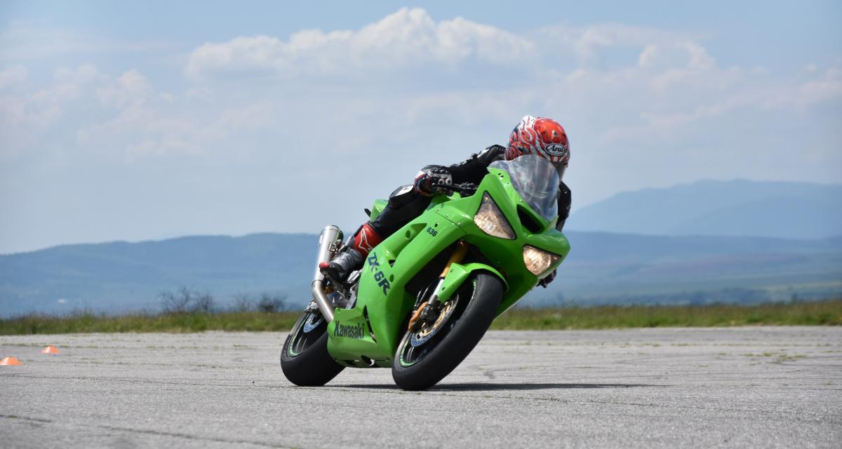 Un motard flashé à 200 km/h sur une départementale