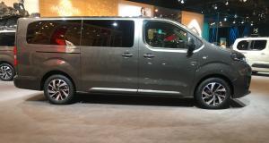 Citroën SpaceTourer : le van de toute la famille