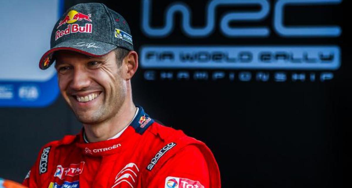 WRC : Sébastien Ogier en reconquête